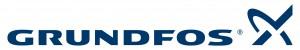 Grundfos Logo Horiz Blue