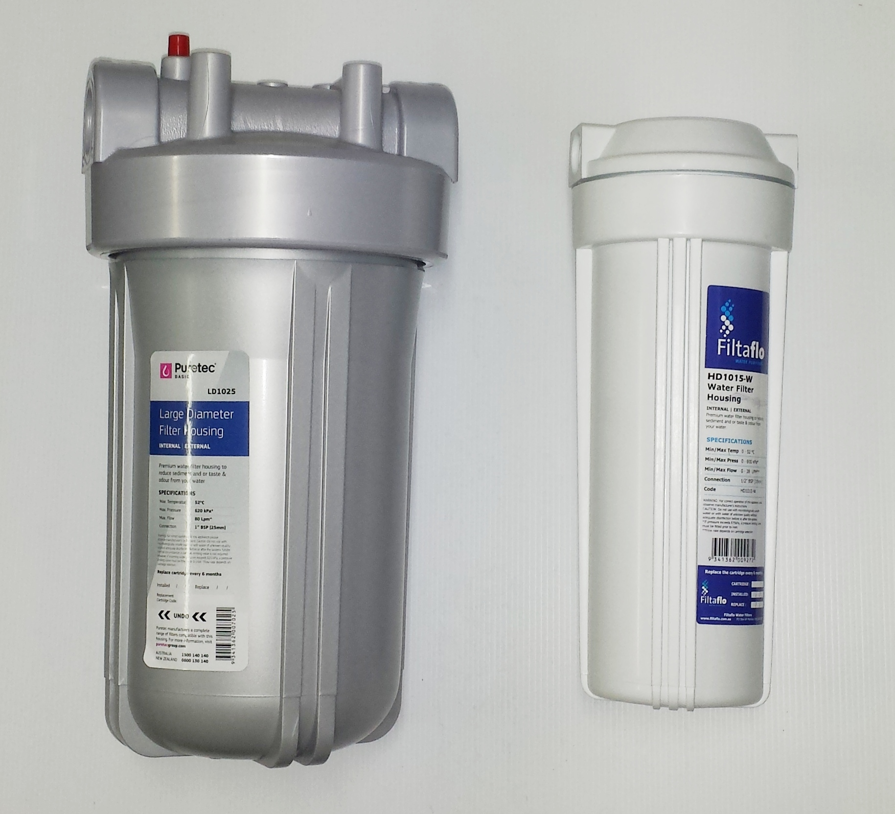 How does a UV water filter system work?